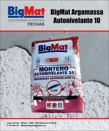BigMat Argamassa Autonivelante 10
