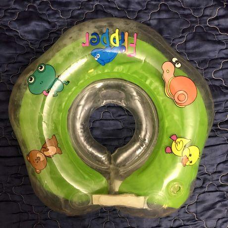 Круг на шею детский , для купания