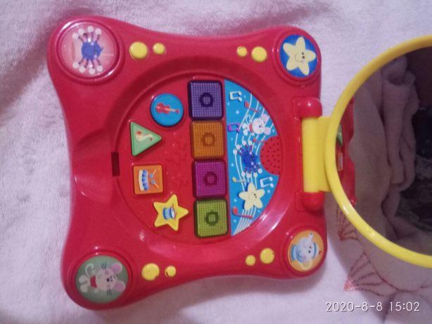Детский ноутбук .Развивающий компьютер.
