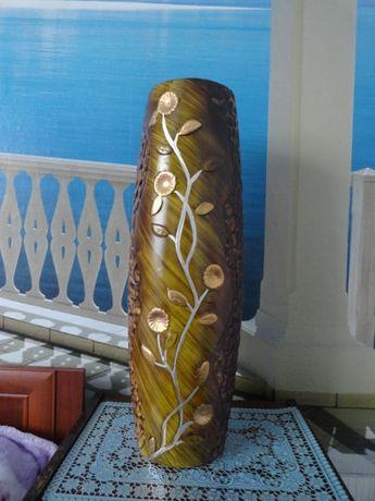 Керамическая большая ваза