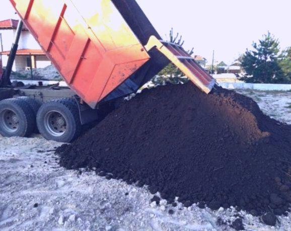 Чернозем сыпец торф коровий навоз перегной плодородная земля жерства