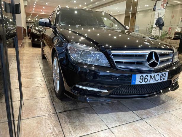 Mercedes c220 amg line