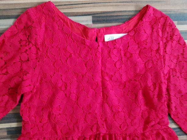 Sukienka H&M 4-6 lat 110-116 cm