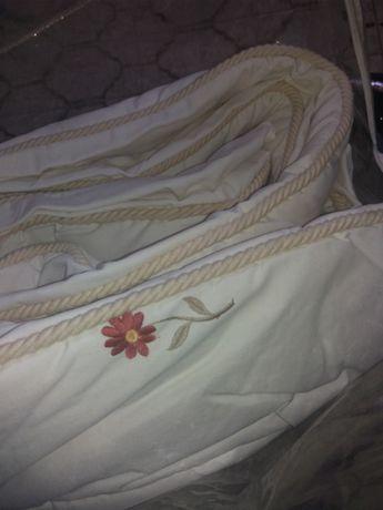 So hoje 50€ CADA Colcha Bordadas de cama SOLTEIRO uma ROSA e uma AZUL