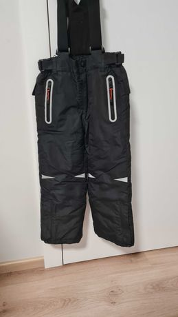 Spodnie narciarskie cool club 116cm