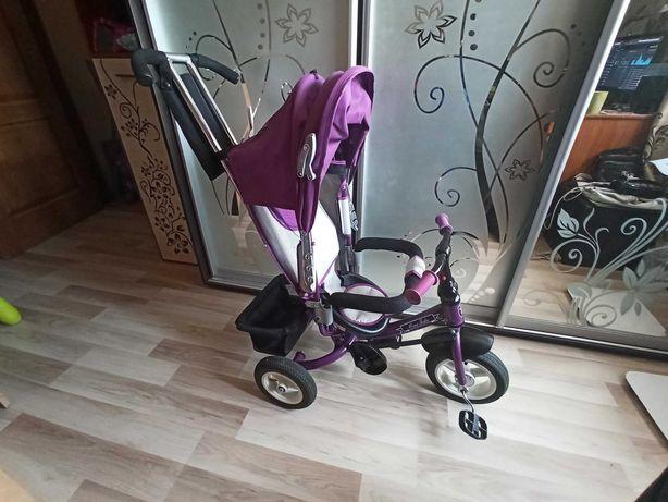 Велосипед детский трехколесный на надувных колесах Mars Mini Trike
