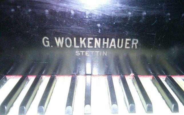 Fortepian G. Wolkenhauer Stettin