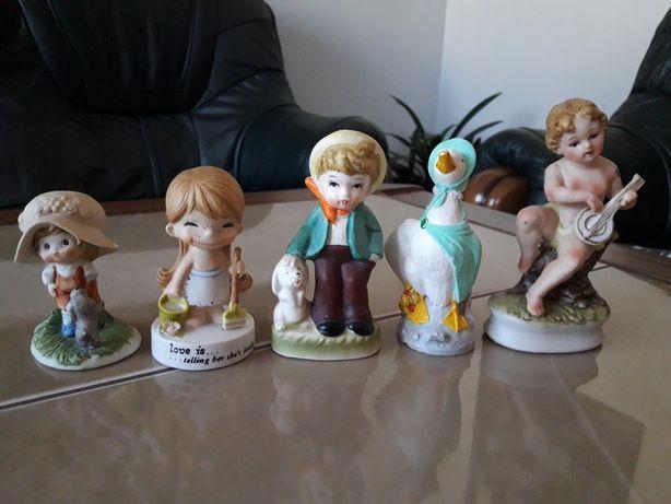 Figurki porcelanowe do wyboru
