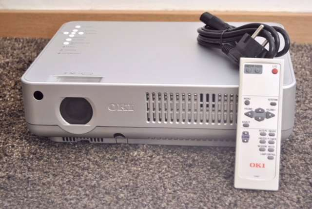 Projector OKI P20X - Totalmente Operacional