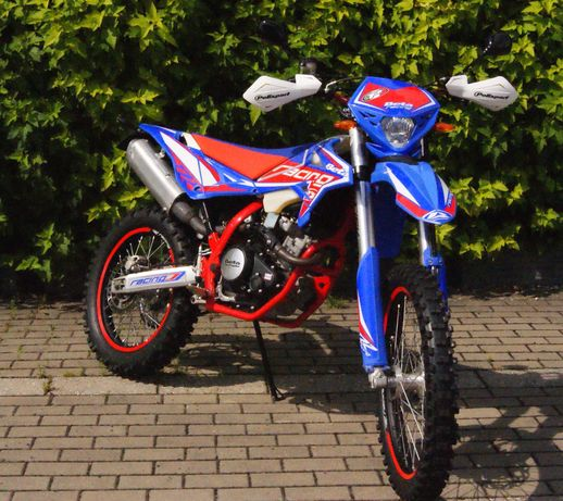Beta RR 125 Racing 4T 2020 rok DOPOSAŻONA