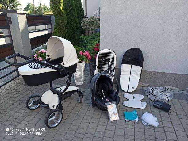 Wózek Mima Xari 3w1