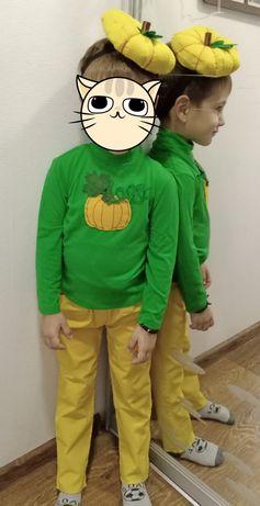 Карнавальный костюм тыквы, гарбуза