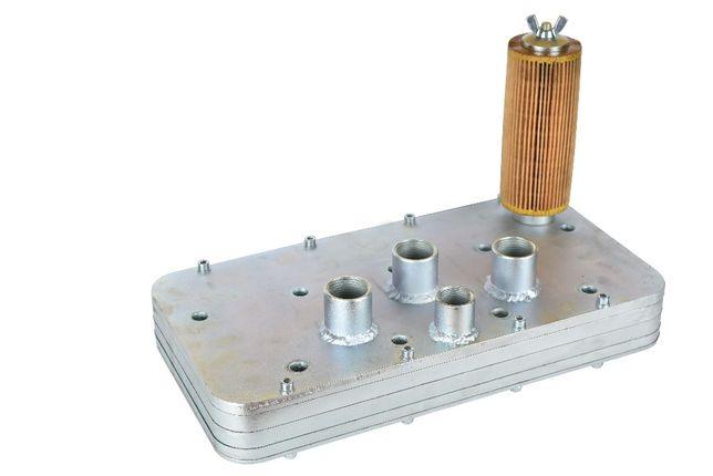 Głowica sprężarki do silnika FSO 1600, WAN sprężarka śrubowa kompresor