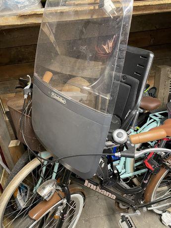 Fotelik na rower