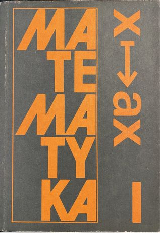Matematyka 1 (podręcznik) - Jan Anusiak