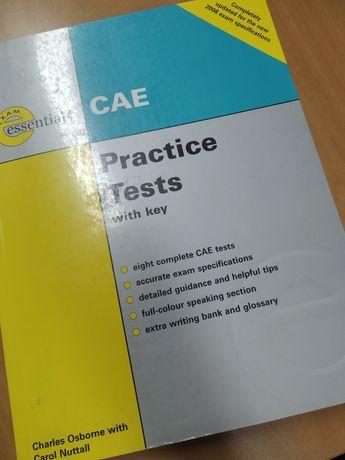 CAE, practice tests