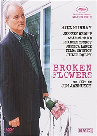 Broken flowers / Flores partidas - DVD novo, portes grátis
