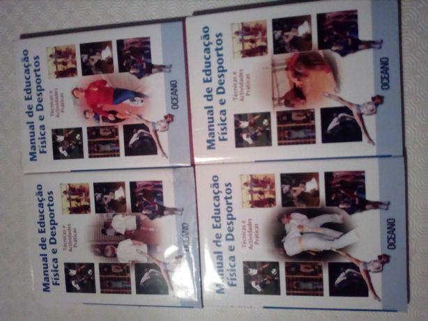 Manual de educação física e desporto