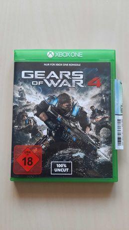 Gears of War 4 - Xbox One - Stan idealny!