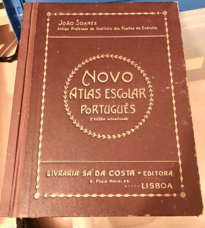 Novo Atlas Escolar Português, João Soares