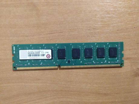 Оперативна пам'ять 4Гб DDR3 1333 Transcend