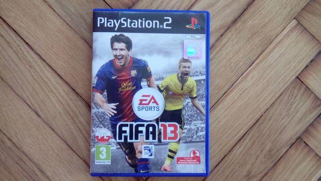 Fifa 13 PL PS2 Play Station 2 WYSYŁKA !!