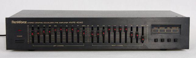 Equalizer Renkforce HVPE-4040