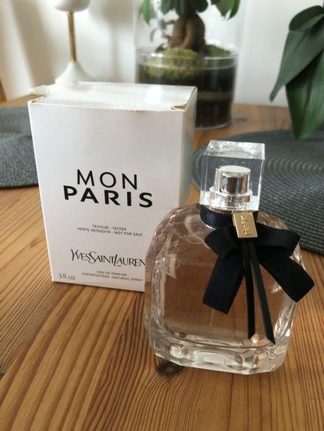 Perfumy damskie Yves Saint Laurent Mon Paris tester 90ml