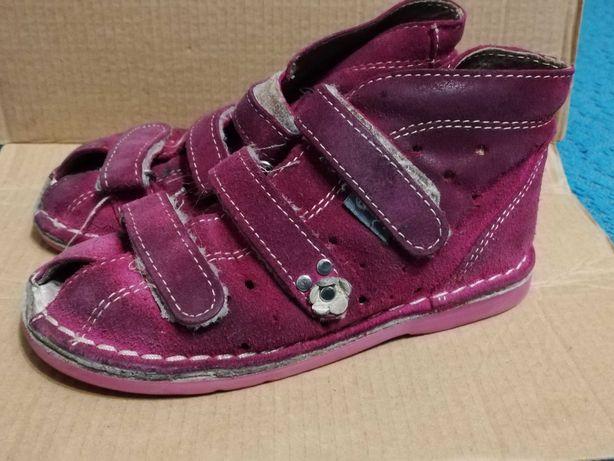 Buty profilaktyczne Daniel roz. 26 - pantofle/kapcie