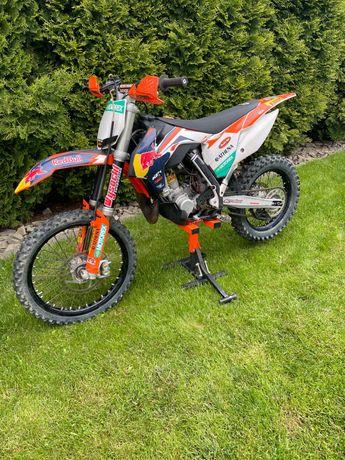 KTM sx 85 2017 hgs,vhm,tc