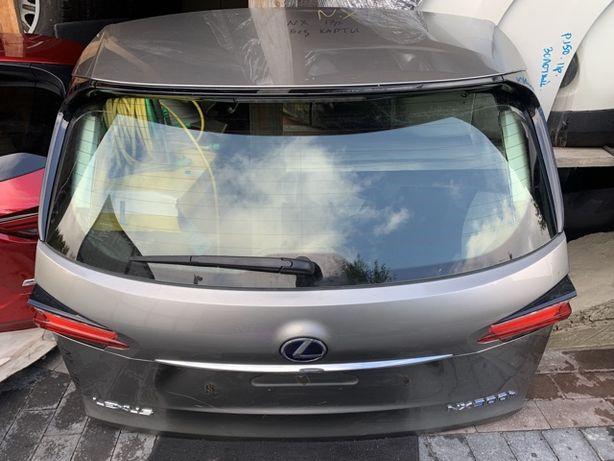 Запчасти Лексус Lexus NX 17г. Крышка багажника в сборе
