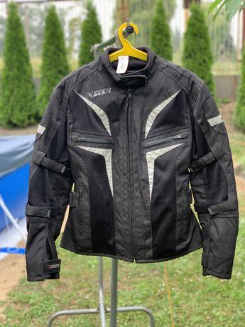 Kurtka DAMSKA motocyklowa SECA rozmiar S uzywana, protektory! TANIO