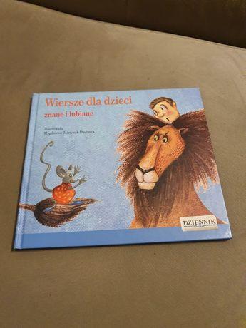 Książeczka z wierszami dla dzieci-Wiersze dla dzieci znane i lubiane
