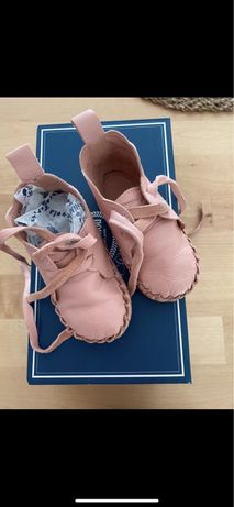 La millou cloudy moonies first step rozmiar 19 candy pink