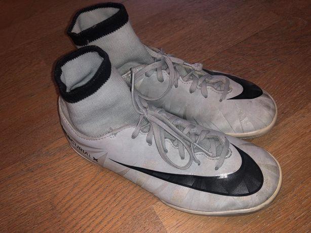 Футзалки Nike Mercurial X размер 34