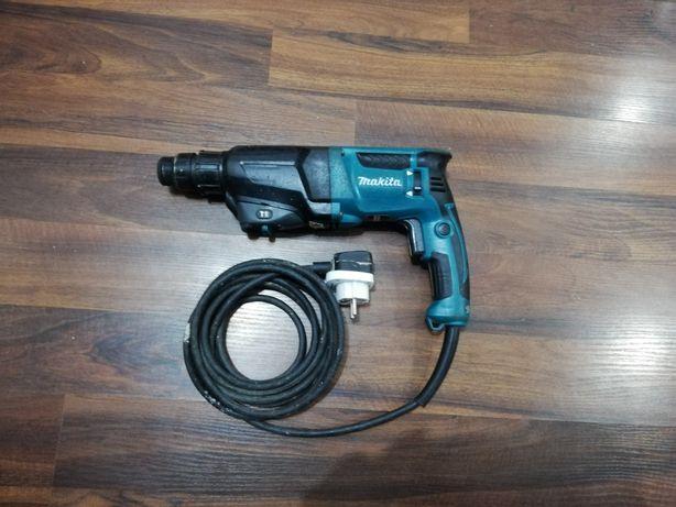Mlotowiertarka Makita HR2610 (Milwaukee Bosch Hitachi dewalt  hr 2470