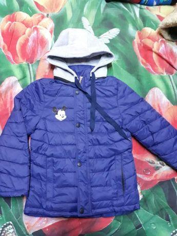 куртка микки