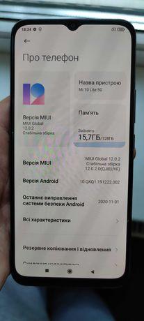 Xiaomi Mi 10 Lite 5G 6/128GB СОСТОЯНИЕ НОВОЕ!