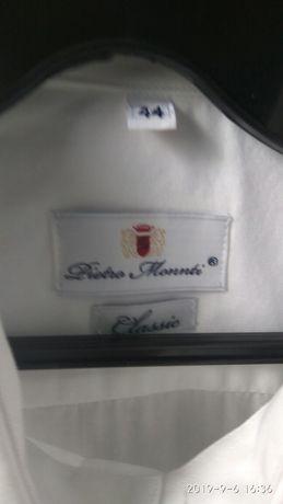 Biała koszula Pietro Monnti rozm. 44 NOWA