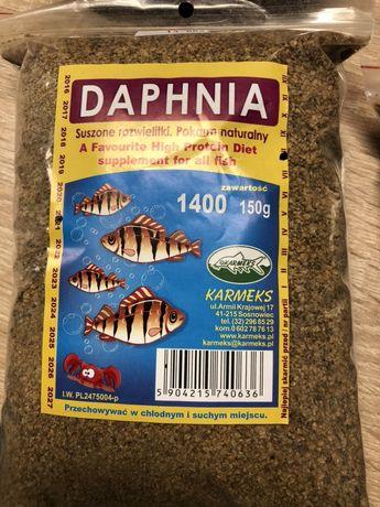 Daphnia suszone rozwielitki ,pokarm naturalny 150g ZooAnimals Chorzów