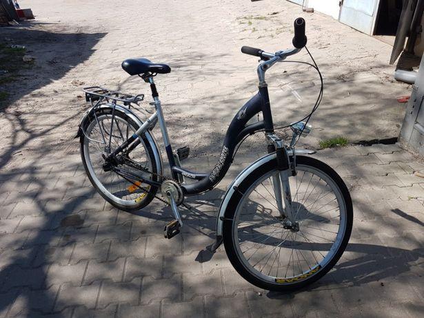 Rower Damka Aluminiowy Kola 26
