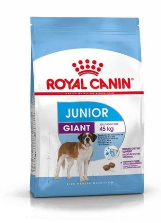 Karma dla psa Royal Canin Giant Junior 15kg OKAZJA !!!