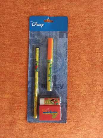 Material Escolar Mickey Disney