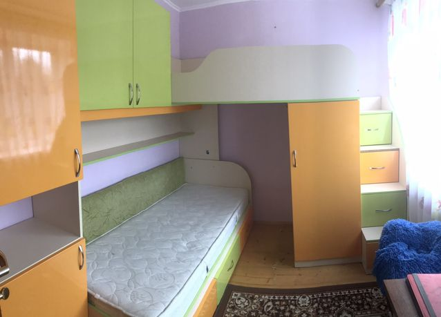Детская мебель. двухъярусная кровать