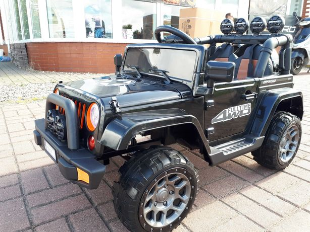 Motosalontoys Auto na akumulator Jeep dla dzieci  4x4 PILOT Raty