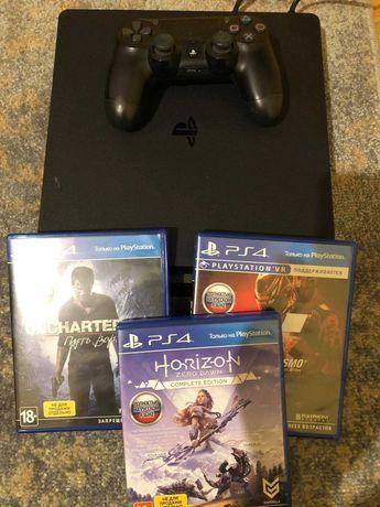 Продається PS4 (плейстейшен)
