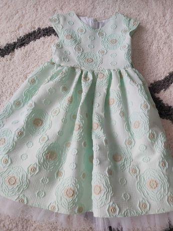 Шикарное наряднон платье