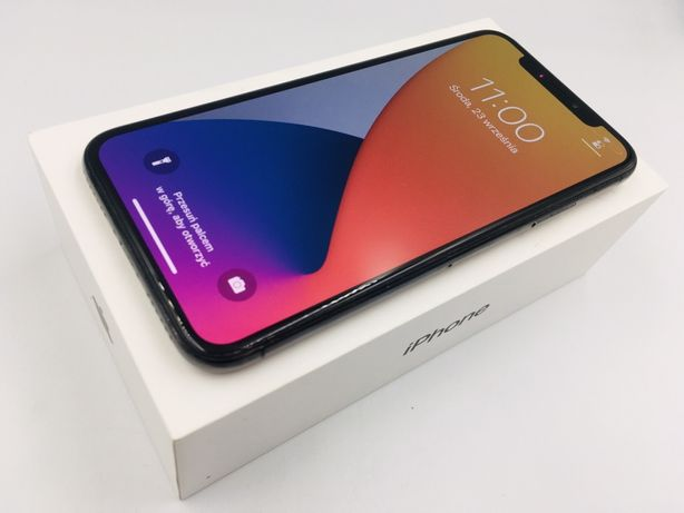 iPhone X 256GB SPACE GRAY • PROMOCJA • GWAR 1 MSC • AppleCentrum