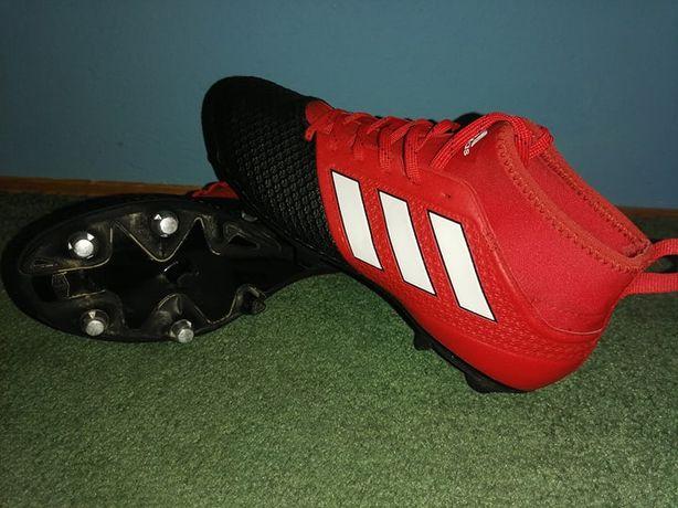 Buty korki adidas ACE 17.3 czerwone 41 1/3
