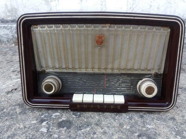 Rádio antigo/vintage válvulas